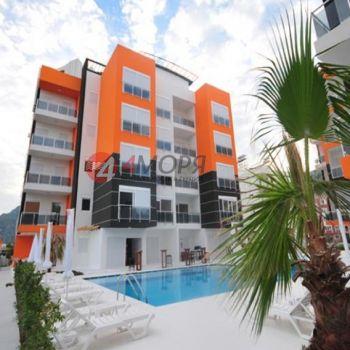 Оранж апартаменты с 3 спальнями