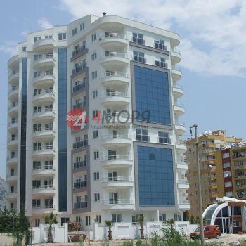 с мебелью апартаменты с 2 спальнями в ЖК tülip