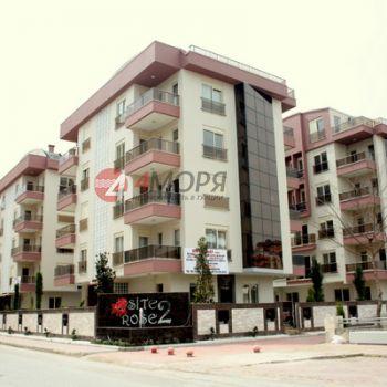 квартира1+1(68 m2) в Site Rose 2