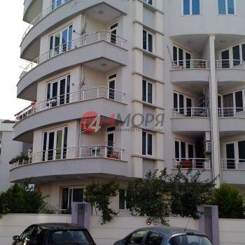 недорогая квартира с 2 спальнями в Анталии (ascona 1)