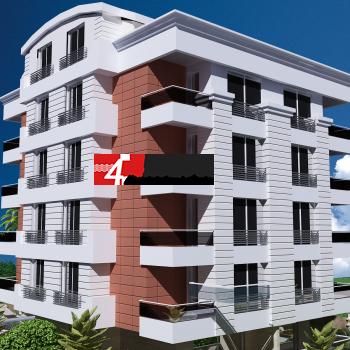 недорогие апартаменты у гор с 1 и 2 спальнями