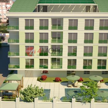 Atakons Suites продажа комплекса гостиничного типа