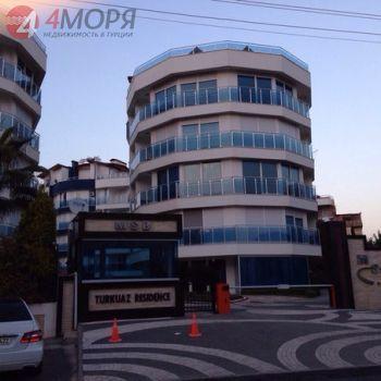 Апартаменты с 2 спальнями в Туркуаз