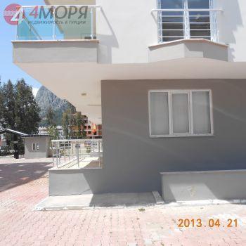 Квартира-дуплекс 4+1 в Анталии