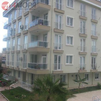 Апартаменты с двумя спальнями в  Анталии