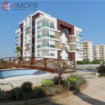 Апартаменты в Via Maris с 1 спальней срочная продажа