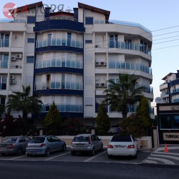 Апартаменты 1+1 с мебелью в Turkuaz rezidans