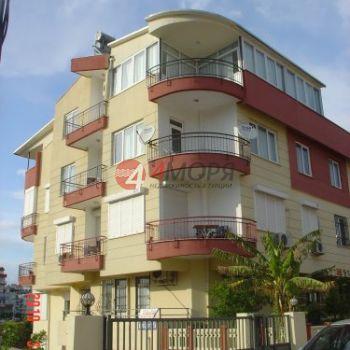 квартира-дублекс с 3 спальнями в Арапсую