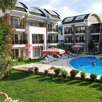 апартаменты с 3 спальнями 1 линия от моря, Кемер