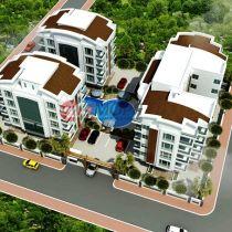 Sara Residence с 1 и 2 спальнями