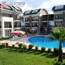 Апартаменты у моря в Кемере